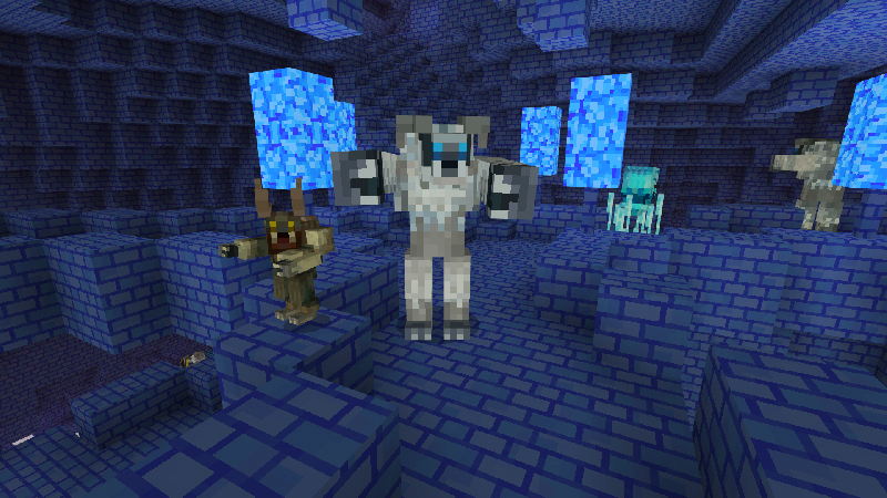 Ice Nether By Cyclone Designs Minecraft Marketplace Home minecraft texture packs blue/icy nether minecraft texture pack. ice nether by cyclone designs