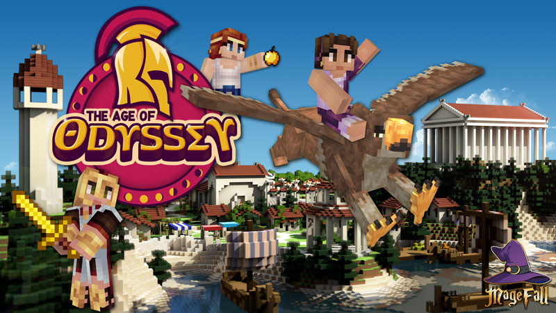 The Age of Odyssey on the Minecraft Marketplace by Magefall