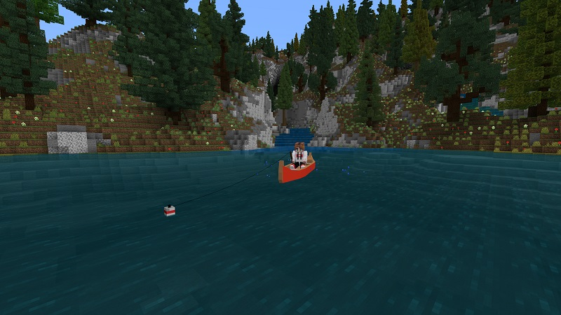 Extreme Rafting on the Minecraft Marketplace by Nitric Concepts