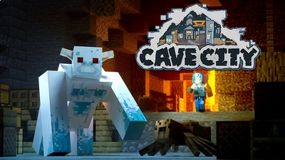 Cave City on the Minecraft Marketplace by Tetrascape