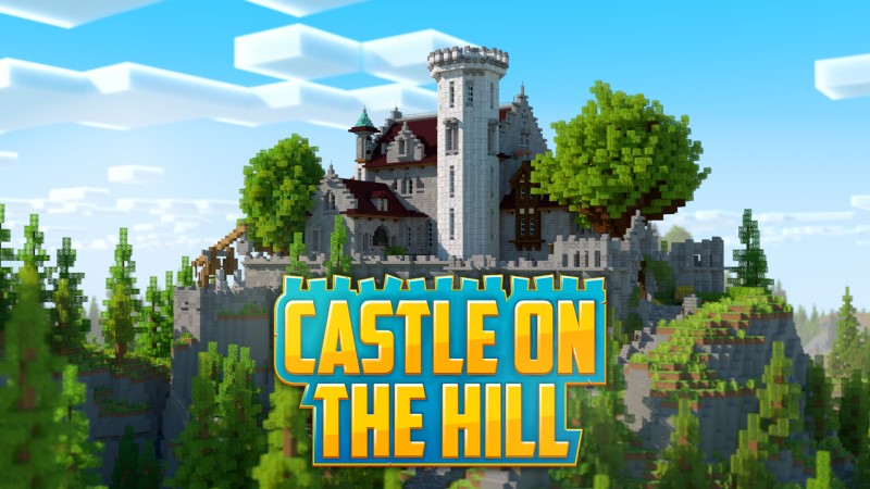 Castle On The Hill By Shapescape Minecraft Marketplace