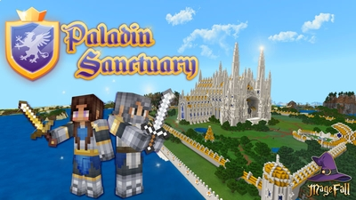 Paladin Sanctuary on the Minecraft Marketplace by Magefall