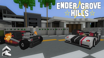 Ender Grove Hills on the Minecraft Marketplace by Project Moonboot