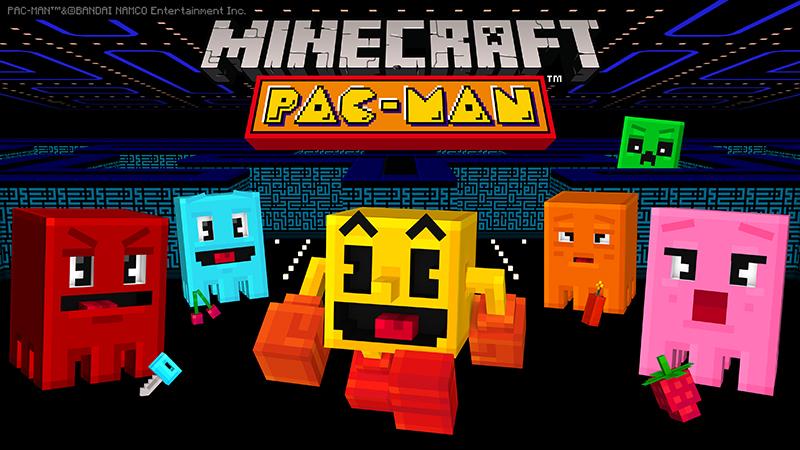 Minecraft Pac-Man
