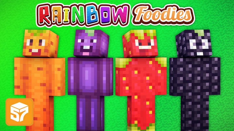 Play Rainbow Foodies