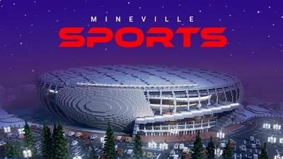 Mineville Sports on the Minecraft Marketplace by InPvP
