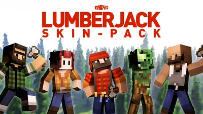 Lumberjack Skin Pack on the Minecraft Marketplace by InPvP