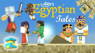 Egyptian Tales on the Minecraft Marketplace by Project Moonboot