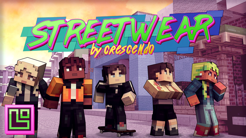 Streetwear on the Minecraft Marketplace by Pixel Squared