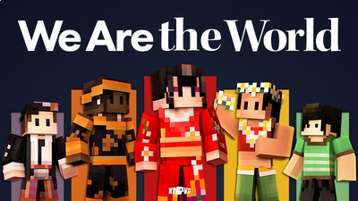 We Are the World  Skin Pack on the Minecraft Marketplace by InPvP