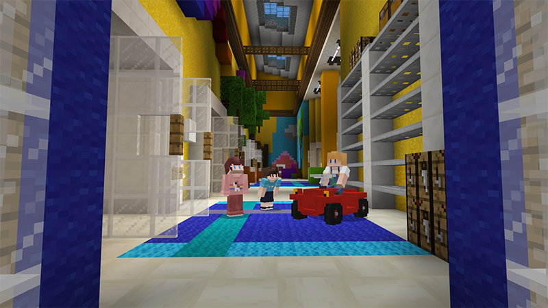 BrightStart Daycare - Roleplay on the Minecraft Marketplace by InPvP