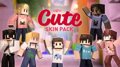 Cute Skin Pack on the Minecraft Marketplace by InPvP