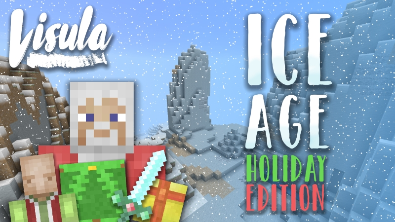 Ice Age Texture Pack on the Minecraft Marketplace by Visula