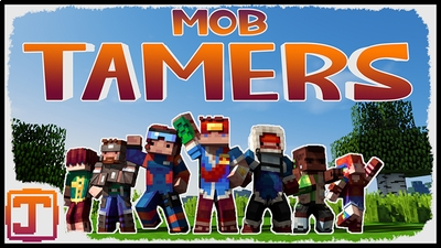 Mob Tamers Skin Pack on the Minecraft Marketplace by ThatGuyJake
