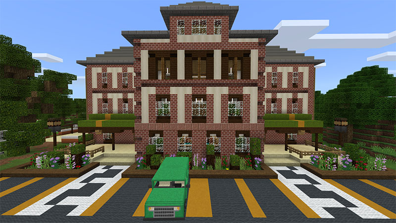 Oakwood University on the Minecraft Marketplace by Octovon
