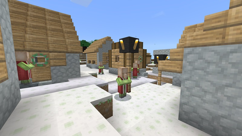Ice Age Texture Pack by Visula
