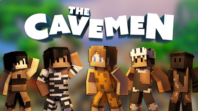 The Cavemen Skin Pack on the Minecraft Marketplace by InPvP