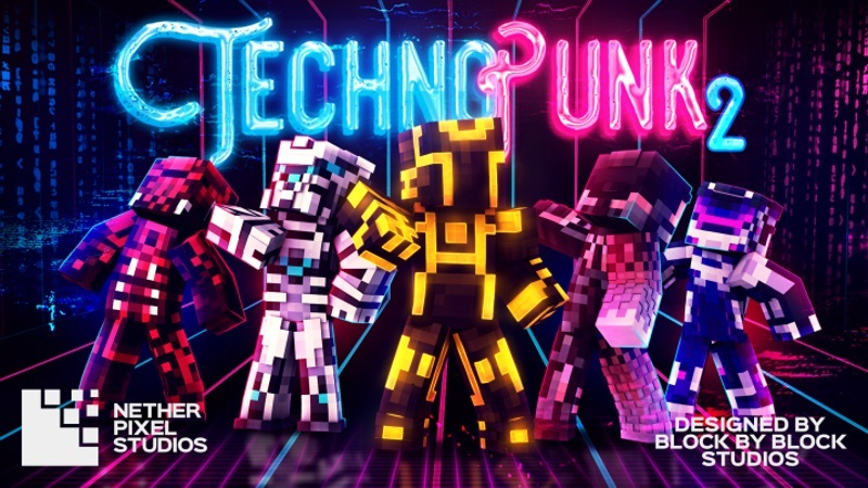 TECHNOPUNK 2 on the Minecraft Marketplace by Netherpixel