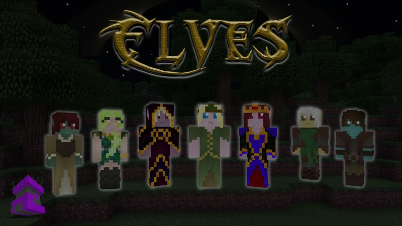 Elves on the Minecraft Marketplace by Project Moonboot