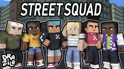 Street Squad on the Minecraft Marketplace by Drazile