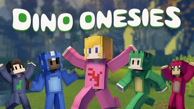 Dino Onesies on the Minecraft Marketplace by InPvP