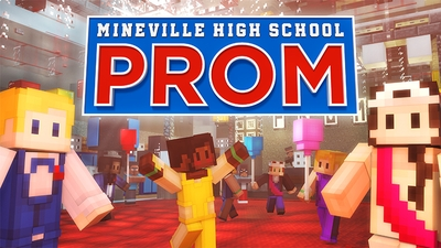 Mineville High School Prom on the Minecraft Marketplace by InPvP