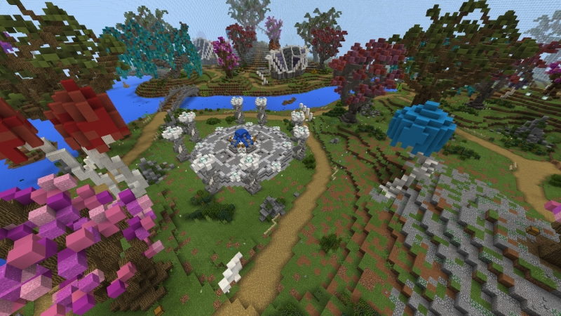Survival Games: Origins on the Minecraft Marketplace by Lifeboat
