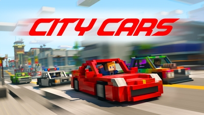 City Cars on the Minecraft Marketplace by InPvP