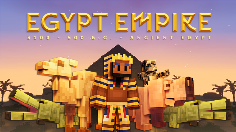 Egypt Empire - Adventure Spawn