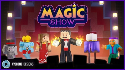 Magic Show on the Minecraft Marketplace by Cyclone Designs