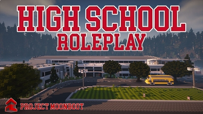 High School Roleplay on the Minecraft Marketplace by Project Moonboot