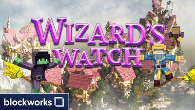 Wizards Watch on the Minecraft Marketplace by Blockworks