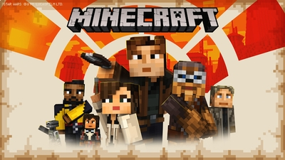Solo A Star Wars Story Pack on the Minecraft Marketplace by Minecraft