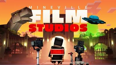 Mineville Film Studios on the Minecraft Marketplace by InPvP