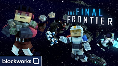 The Final Frontier on the Minecraft Marketplace by Blockworks