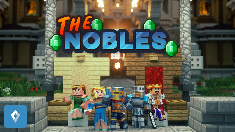 The Nobles on the Minecraft Marketplace by Sapphire Studios