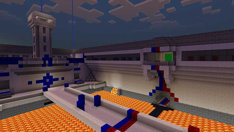 Laser Tag on the Minecraft Marketplace by Project Moonboot