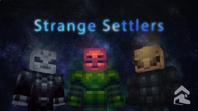 Strange Settlers on the Minecraft Marketplace by Project Moonboot