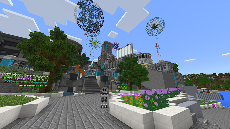 Oropia on the Minecraft Marketplace by Blockworks