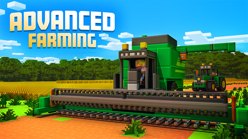 Advanced Farming on the Minecraft Marketplace by Gamemode One