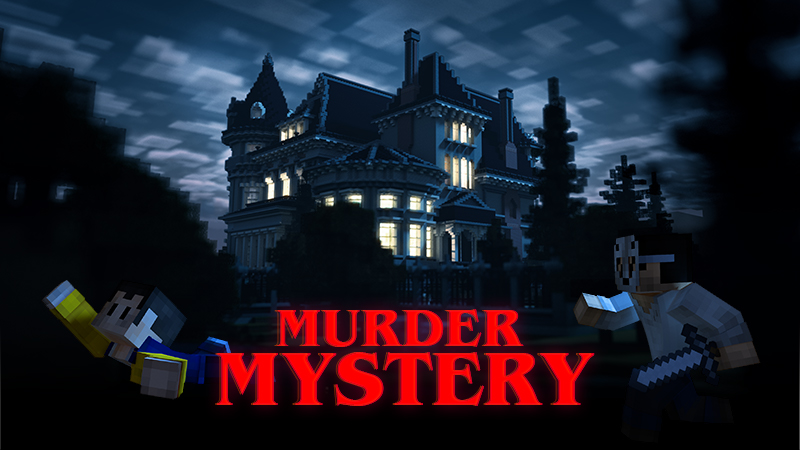 Murder Mystery on the Minecraft Marketplace by InPvP