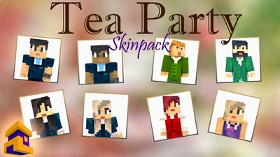 Tea Party on the Minecraft Marketplace by Project Moonboot
