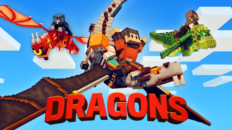 Minecraft Marketplace | Dragons
