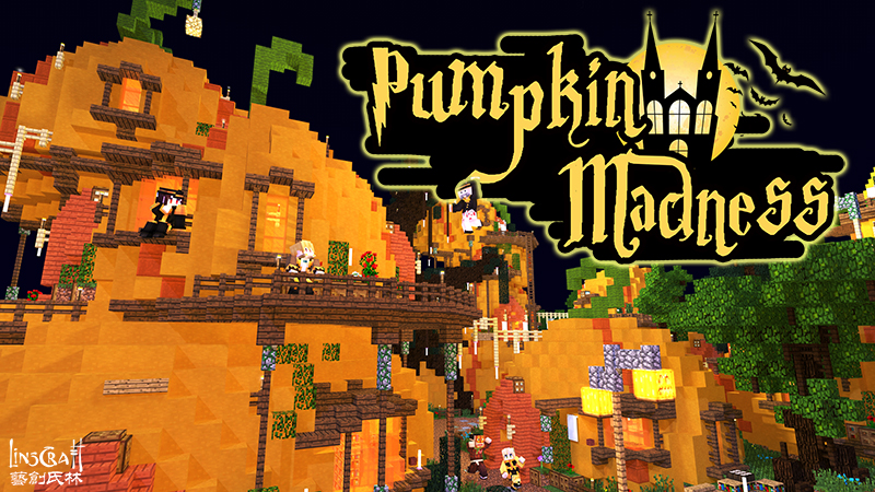 Pumpkin Madness on the Minecraft Marketplace by LinsCraft