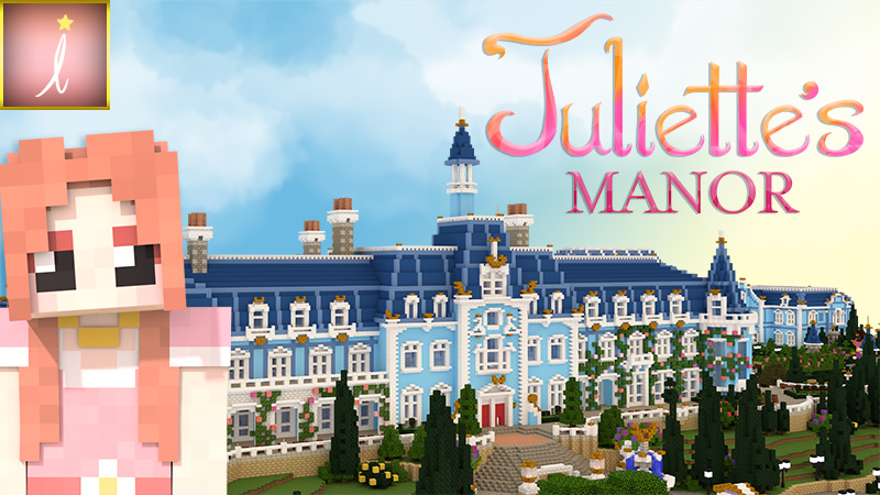 Juliettes Manor on the Minecraft Marketplace by Imagiverse