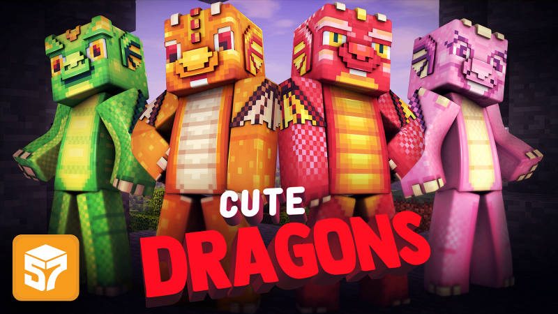 Play Cute Dragons