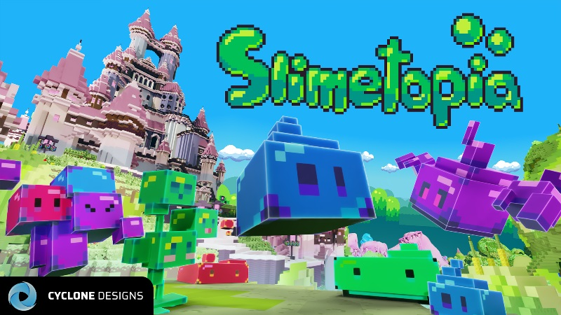 Slimetopia on the Minecraft Marketplace by Cyclone Designs