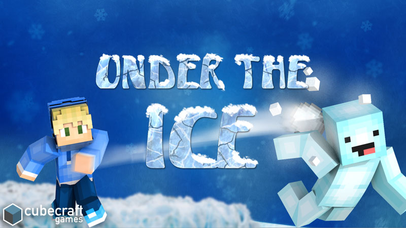 Under the Ice on the Minecraft Marketplace by CubeCraft Games