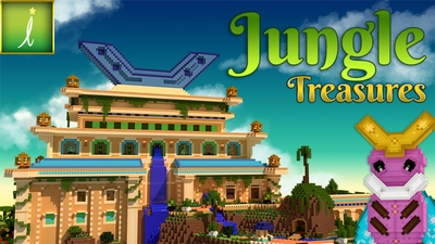 Jungle Treasures on the Minecraft Marketplace by Imagiverse