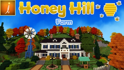 Honey Hill Farm on the Minecraft Marketplace by Imagiverse